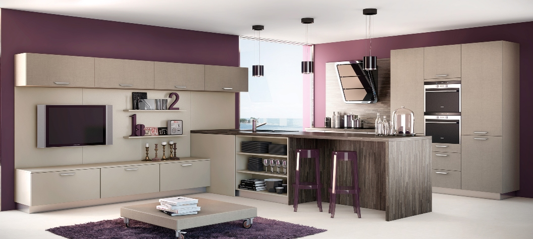 catalogue des cuisines designs cuisines install es par des menuisiers b nistes professionnels. Black Bedroom Furniture Sets. Home Design Ideas